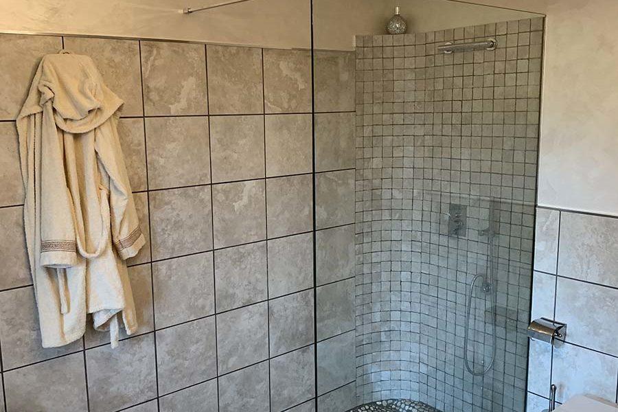 Barre di sicurezza - Box doccia